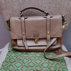 Leather oryany bag